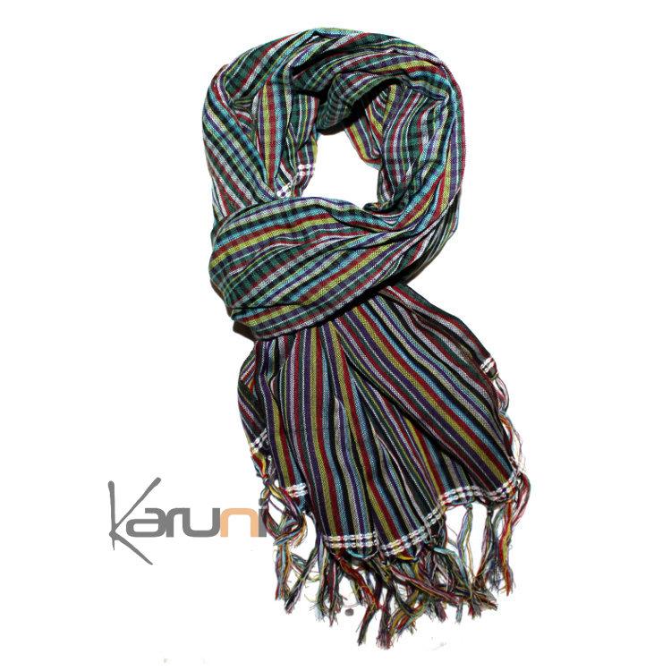 7d6ff54662e4 foulard cheche femme with charpe verte femme. top echarpe verte ribambelle  de plumes roses corail ...