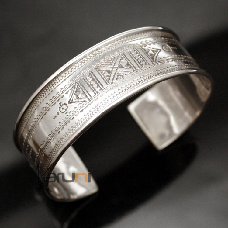 Bracelet jonc argent pour homme beautiful bracelets - Armoire bijoux miroir ...