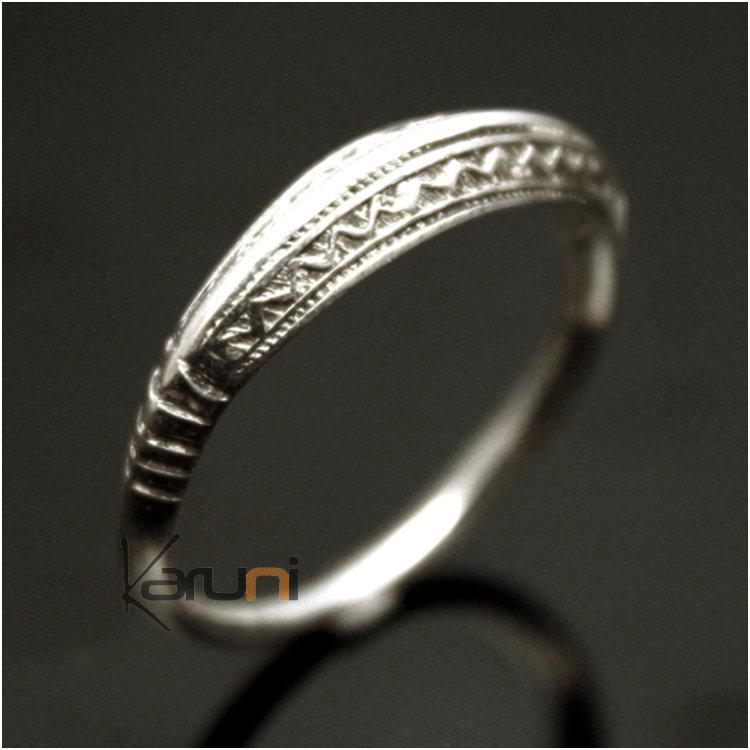 bijoux touareg ethniques argent bague anneau alliance fine grav homme femme 01 angle. Black Bedroom Furniture Sets. Home Design Ideas