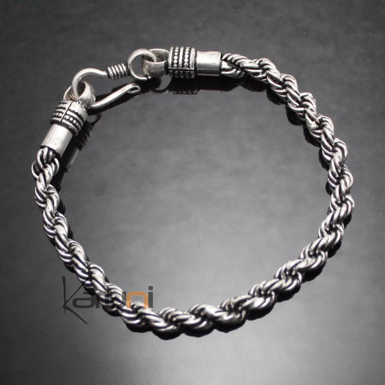 Bracelet Homme Argent Torsade Motif Celtique Bijouxstore Webid390 294da6f0cd47