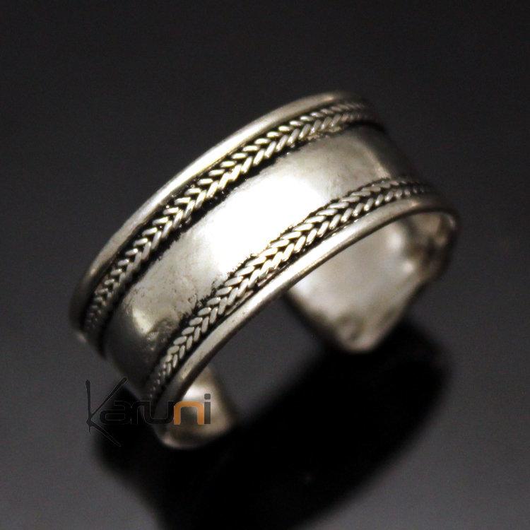 bijoux ethniques indiens bague anneau alliance en plaqu argent homme femme 04 filigranes. Black Bedroom Furniture Sets. Home Design Ideas