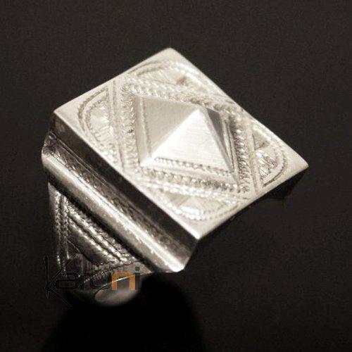 bague argent karuni silver rings. Black Bedroom Furniture Sets. Home Design Ideas