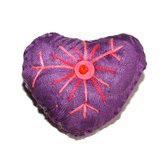 TOUBAB PARIS - Broche coeur 1