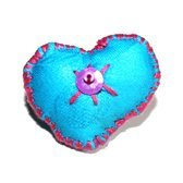 TOUBAB PARIS - Broche coeur 2