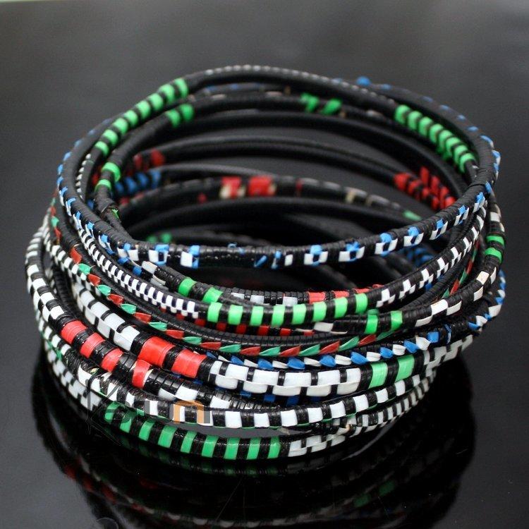 bracelet femme africain