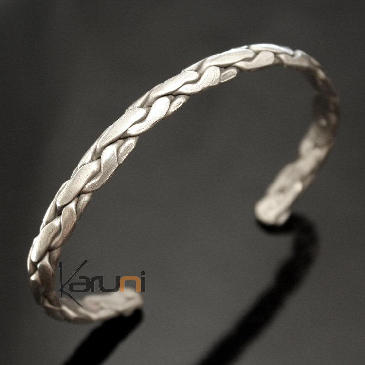 Bracelet or tresse femme