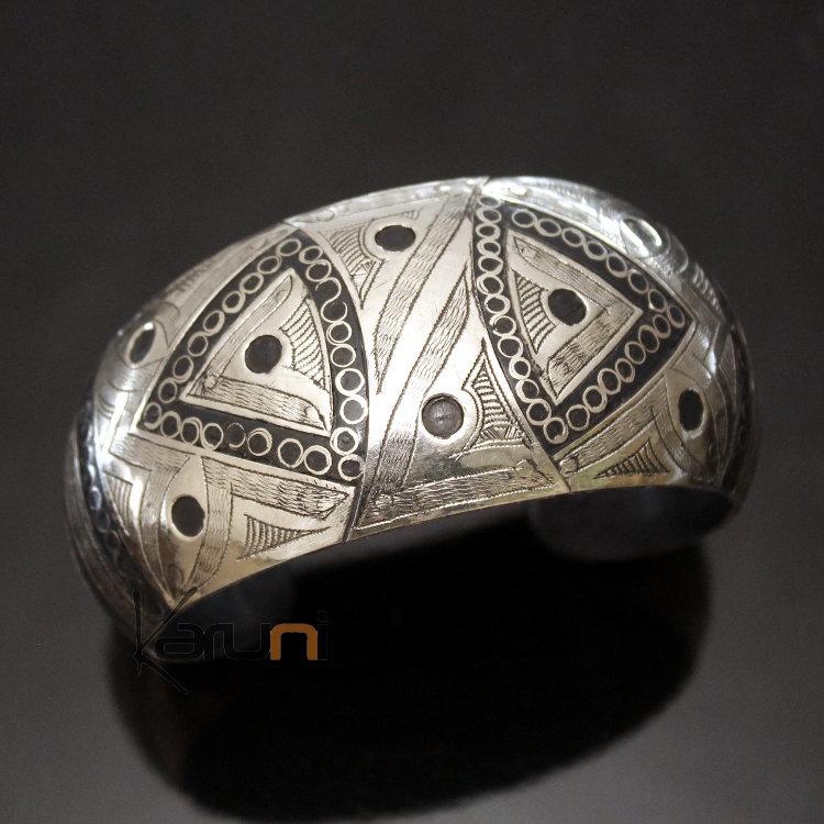 bijoux en corne et argent
