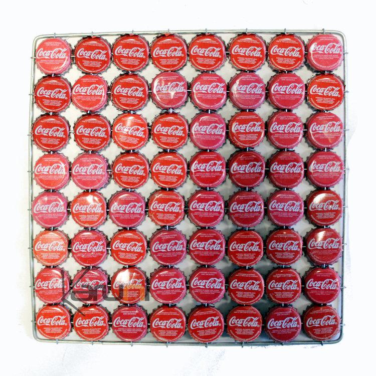 Avis sur Dessous de Plat Capsule Original Rigolo Rouge Coca Design