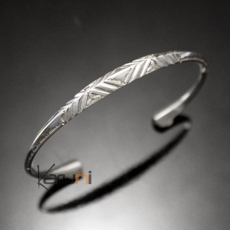 bracelet femme argent ethnique
