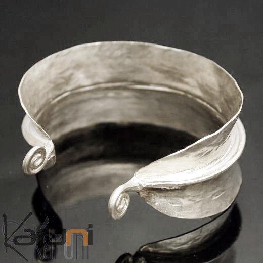 bijoux ethniques bracelet argent massif peul fulani. Black Bedroom Furniture Sets. Home Design Ideas