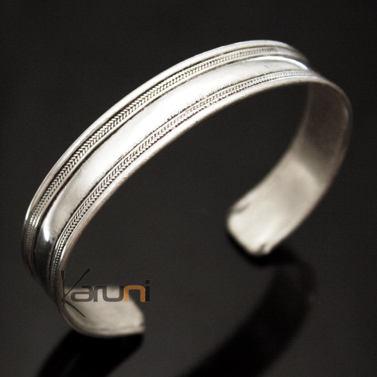 Bracelet anneau pour homme