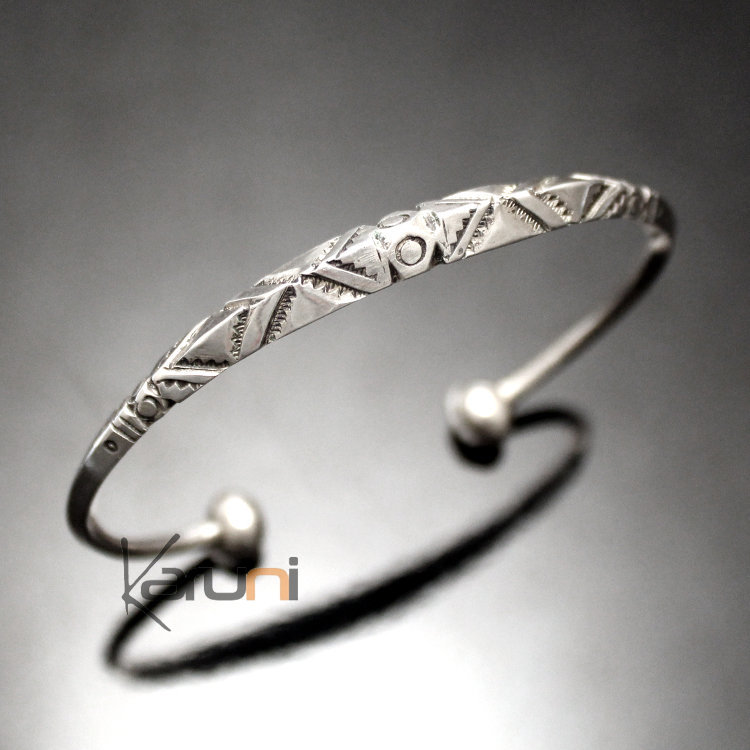 Bracelet ethnique homme touareg