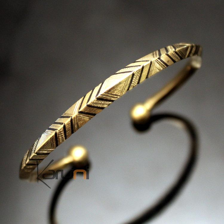 Bracelet en Bronze Mauritanie Homme/femme/enfant 06. Bijoux Ethniques  Touareg Africains