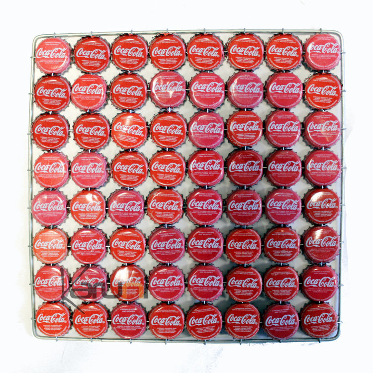 Dessous de Plat Capsule Original Rigolo Rouge Coca Design