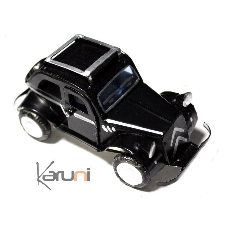 voiture de collection miniature traction citro n canette. Black Bedroom Furniture Sets. Home Design Ideas