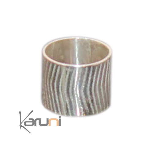 Bague Exception Zebre - KARUNI