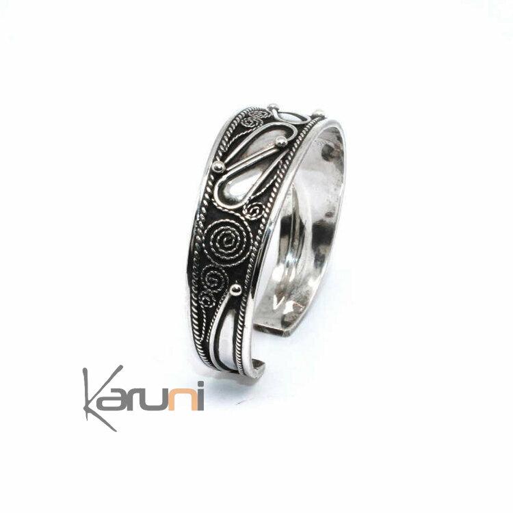 sélectionner pour l'original amazon vente chaude réel Bracelet Argent 800 Berbere Enfant/Bébé 3083
