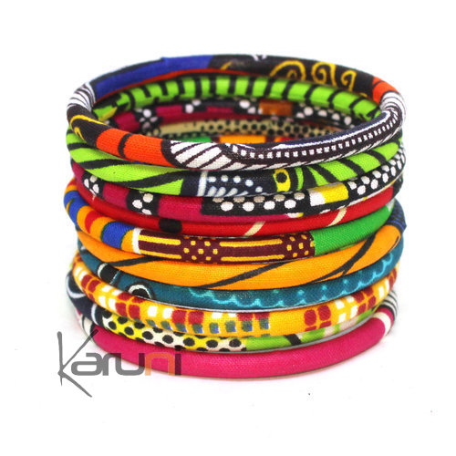 Bracelets Wax Multicolore