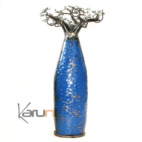 Arbre decoration Vintage Baobab Metal Recyclé 65 cm