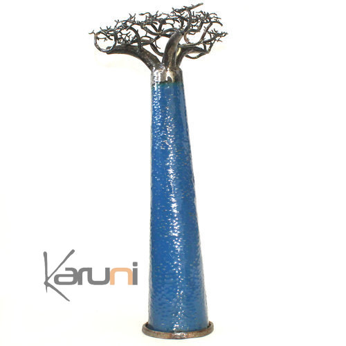 Arbre decoration Vintage Baobab Metal Recyclé 60 cm