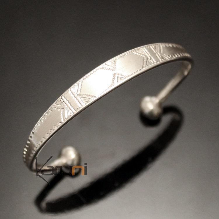 bracelet argent enfant